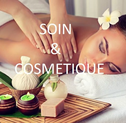 Body care. Spa body massage treatment. Woman having massage in the spa salon