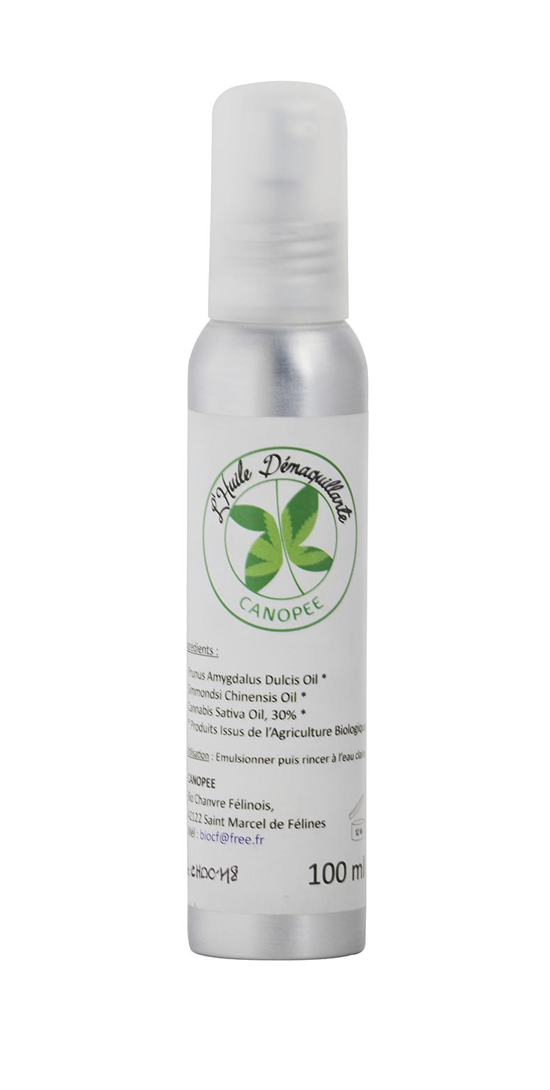 L'huile démaquillante pour un démaquillage respectueux de la peau et de la Nature